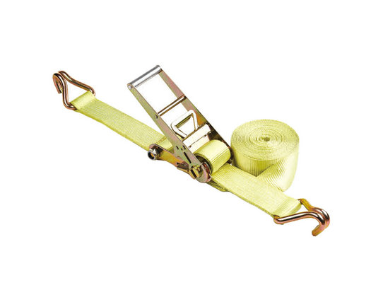 Ratchet Tie Down Ratchet Straps With Hook  BYRS001