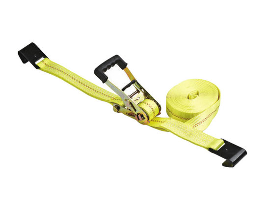 50mm Ratchet Buckle Strap 5T Lashing Tie Down Strap For Truck BYRS002-8
