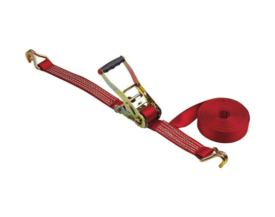 Ratchet Tie Down Strap 50mm Cargo Lashing Belt  BYRS005