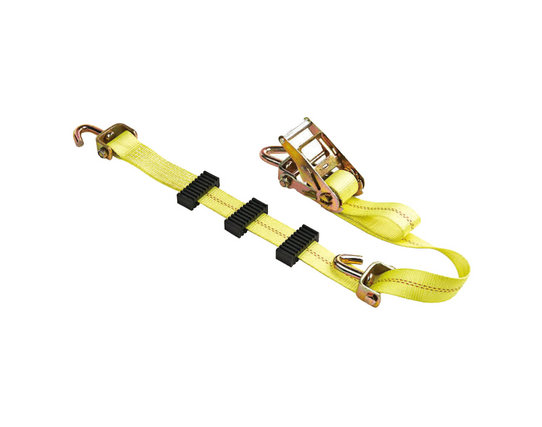 Cheap Safe 500Kgs Pe Heavy Duty Ratchet Strap Tie Down Strap BYRS015