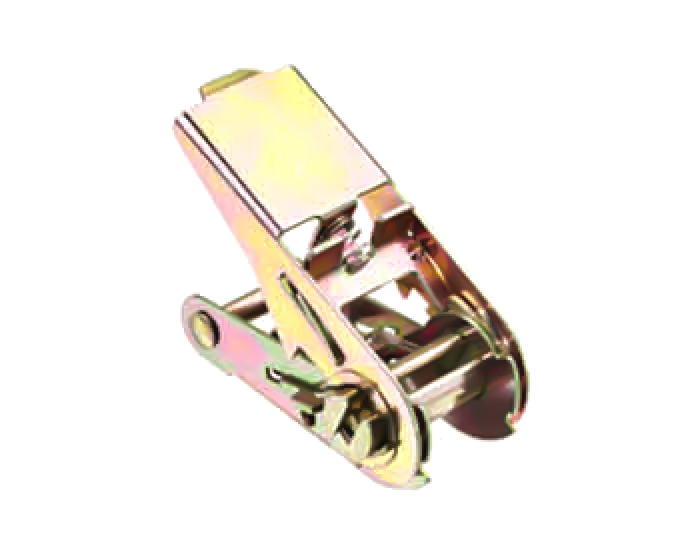 Wide Handle Standard Binding Ratchet Buckle With Completed Surface Treatment  BYRB2501 B