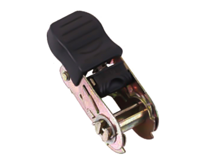 Plastic Ratchet Buckle With W/Alu&Steel Handle Binding Ratchet Buckle  BYRB2505